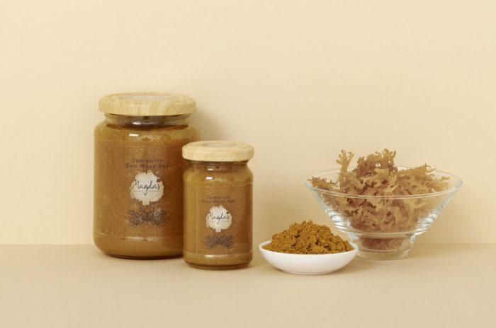 Magdas Natures Treasures - Jamaican Sea Moss Gel Brain Food + Mini