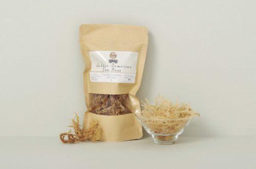 Magdas Natures Treasures - Golden Dry Jamaikanisches Sea Moss