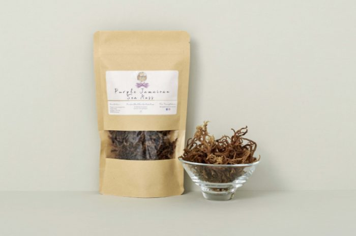 Magdas Natures Treasures - Purple Jamaikanisches Sea Moss